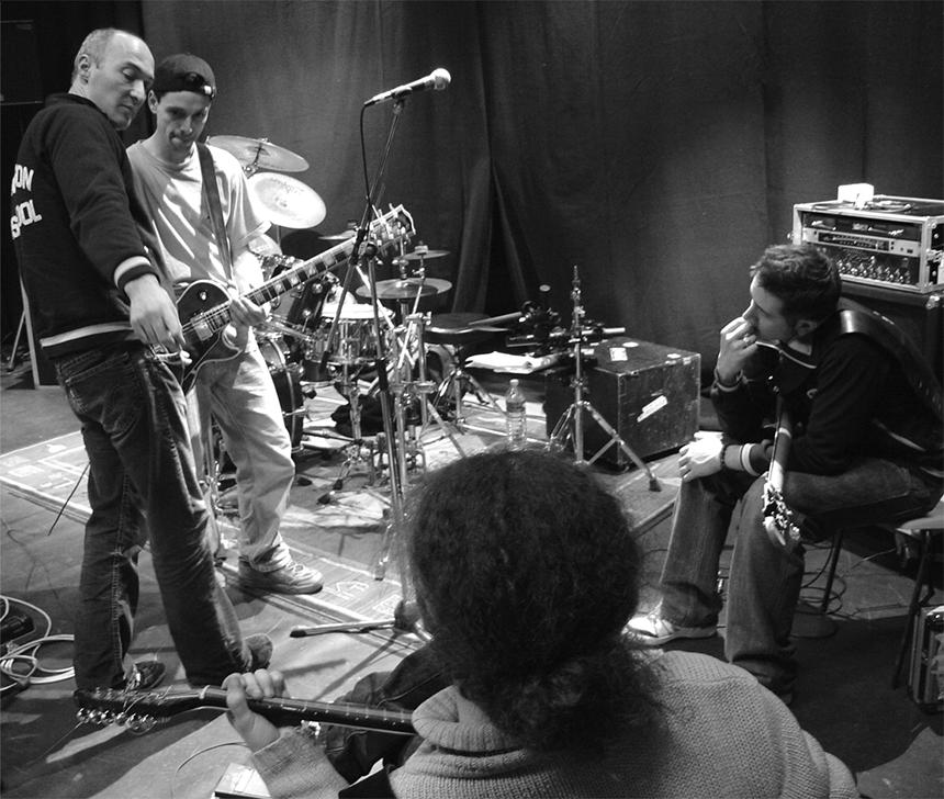 Kiemsa avec Jean-Louis Livenet (Akekoï from Connexion). Artistes en Scène 2004