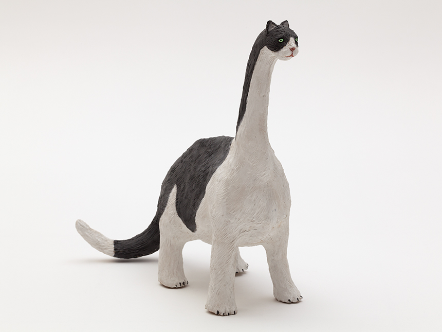 Laurent Le Deunff, Chat-Brachiosaure