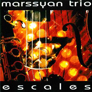 marssyan trio escales