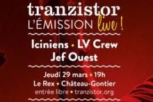 Tranzistor l'emission live